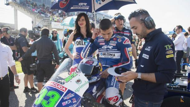 Enea Bastianini will not take part this round. | Image: CdS - Getty Images