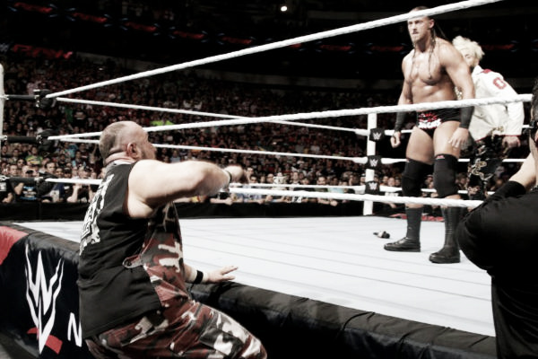 The WWE could revisit the Enzo and Cass - The Dudley's feud. Photo: WhatCulture