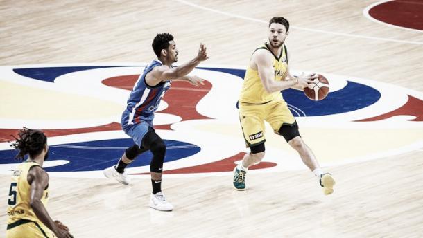 Foto: @BasketballAus