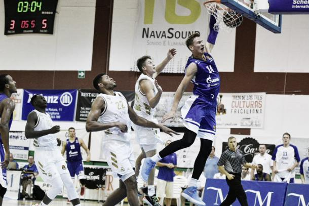 Foto: Zenit Basket