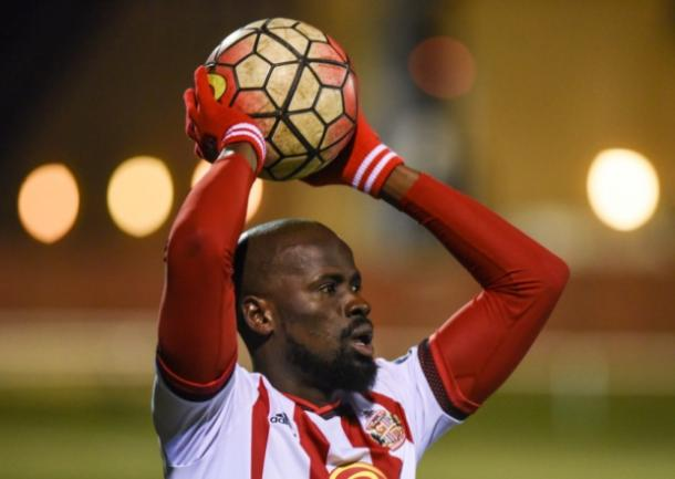 Can Eboue help Sunderland beat the drop? | Image source: Sunderland Echo