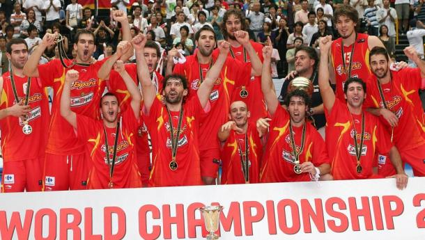 España gana el mundial 2006 / feb.es