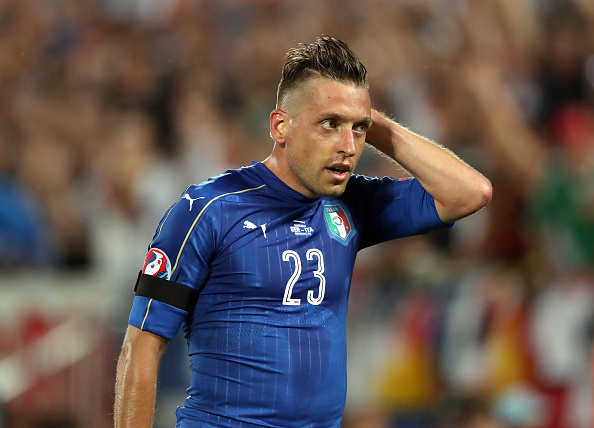 It was penalty heartache for the Italians. | Image credit: Matthew Ashton - AMA/Getty Images