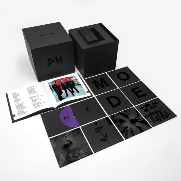 'MODE' Super Deluxe Box Set | Foto: Depeche Mode