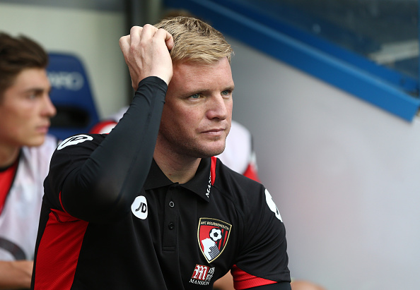 Eddie Howe may have a few big decisions to make tomorrow. | Image credit: Catherine Ivill - AMA - Getty Images
