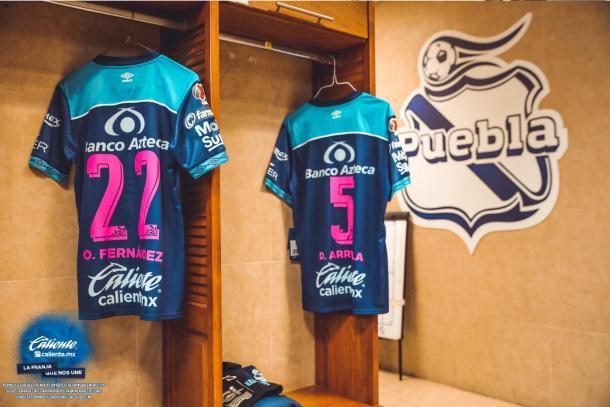 Photo: Club Puebla