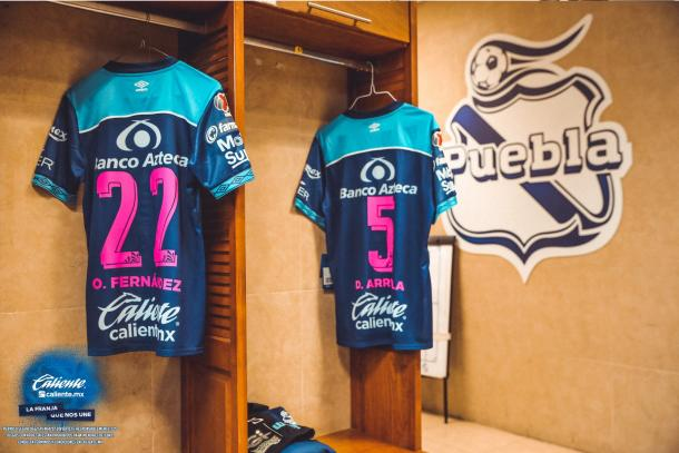 Foto: Club Puebla