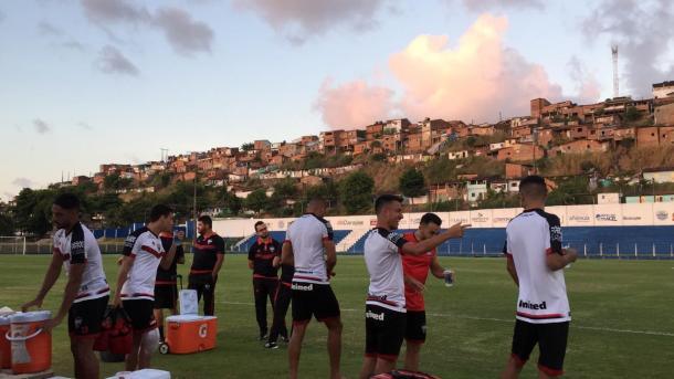 Foto: Vitor Silva/Atlético-GO