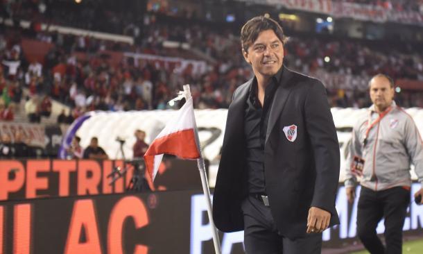Marcelo Gallardo, un emblema de River Plate / Foto: Twitter oficial River Plate
