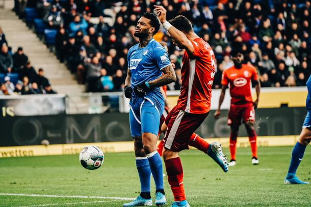 No pasaron del empate | Foto: @tsghoffenheim