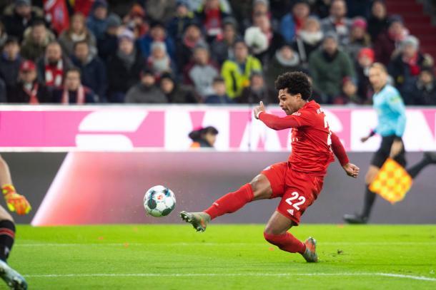 Bayern München lo intentó por todas las vías pero no tuvo fortuna | Foto: @FCBayern