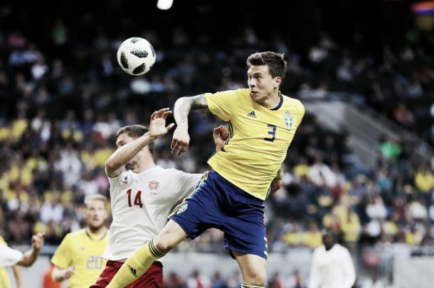 Foto: Selección Suecia