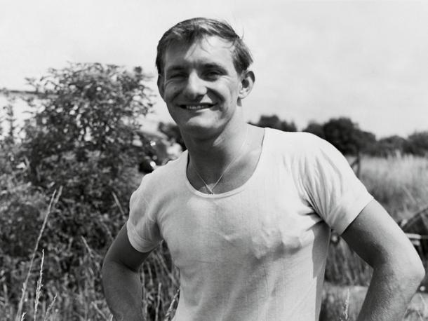 Desde joven, Mike Hailwood tenía claro que su objetivo era ser campeón del mundo. Foto: Pinterest