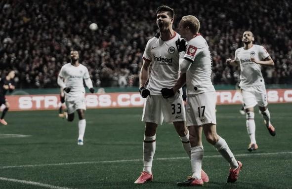 Foto: Reprodução / Eintracht Frankfurt