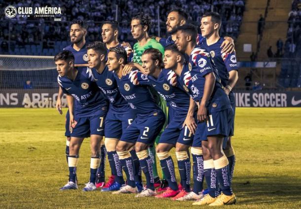 Photo: Club América