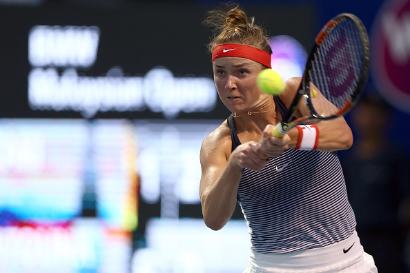 Svitolina will be the top seed for the tournament in Bogota (Getty Images/Stanley Chou)