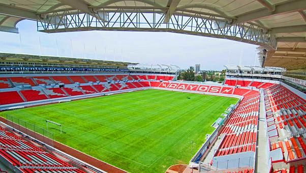 Estadio Victoria / Foto: Resistenciarojiblanca