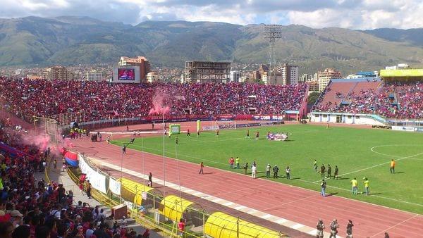Estadio Félix Capriles. (Foto: Web)
