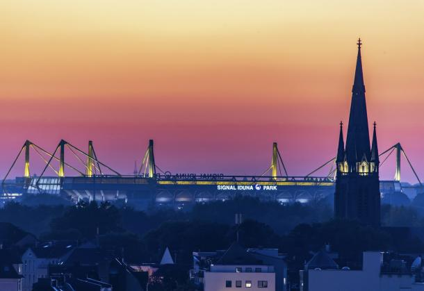 Signal Iduna Park | Foto: Divulgação/Borussia Dortmund
