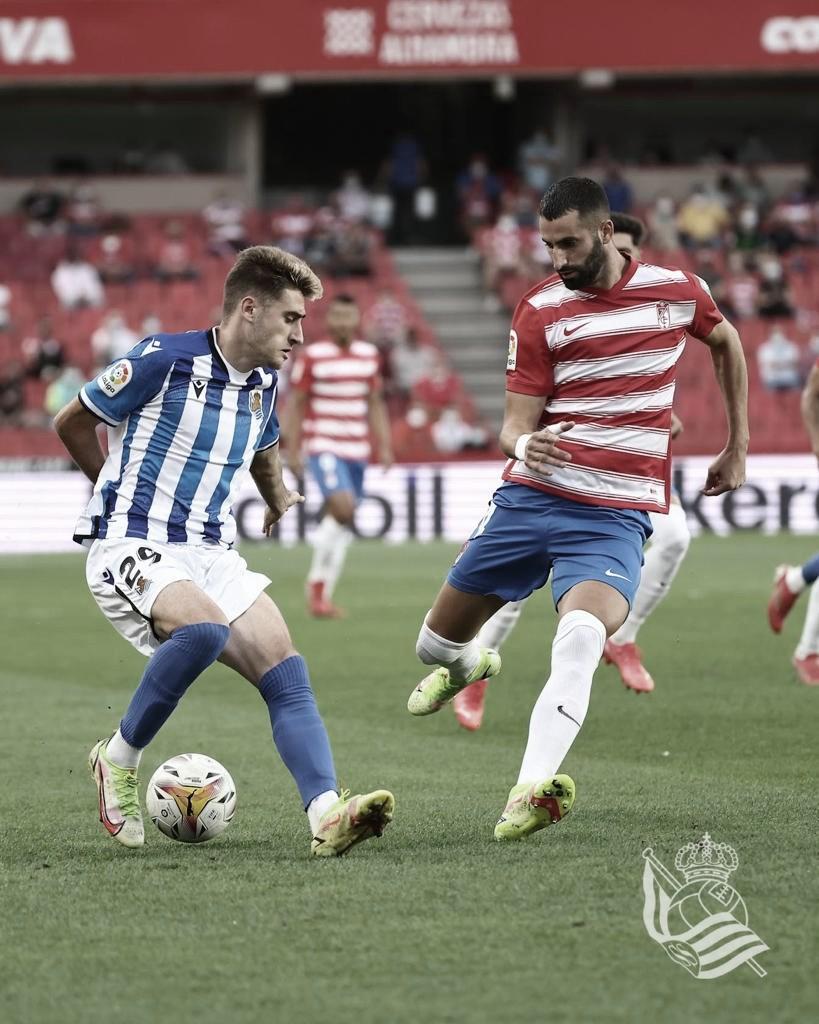 Foto: Real Sociedad.