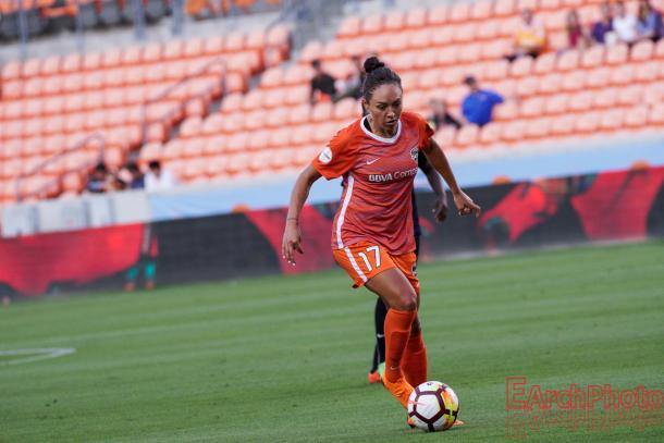 Kyah Simon might be able to replace Rachel Daly if she is fit.