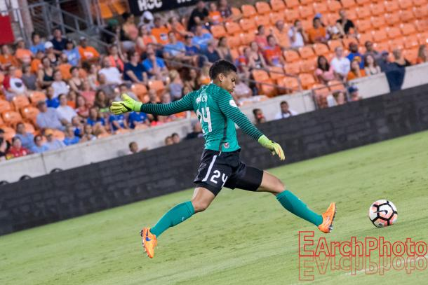 Adrianna Franch has been one of the best goalkeepers in the NWSL since she was first drafted | Source: E. Sbrana-Earchphoto