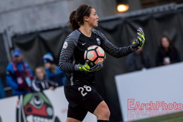Hayley Kopmeyer may have lost her starting role | Source: E. Sbrana-Earchphoto