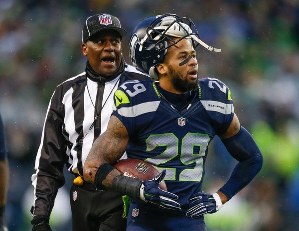 Earl Thomas |Dec. 26, 2015 - Source: Otto Greule Jr/Getty Images North America|