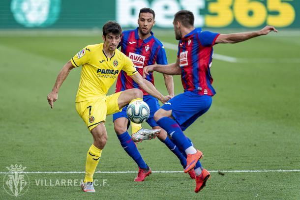 Último partido entre Villarreal vs Eibar / Foto: LaLiga