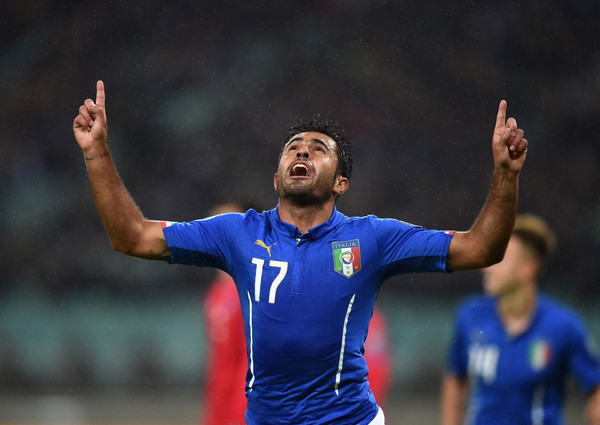 Eder has proven most wrong by being Italy's stand out player | Photo: Telegraph