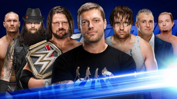 Edge returns tonight. Photo- WWE.com