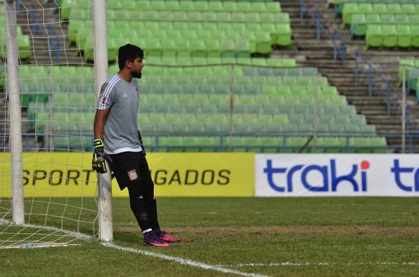 Edixson González ha sido un seguro  | Foto: Carabobo FC