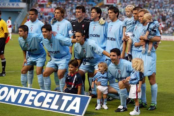 Uno de los equipos históricos del Real Club Celta de Vigo. Fuente: Vavel.com