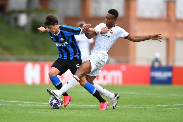Inter de Milán vs. Rennes (1-0) | Foto: www.uefa.com