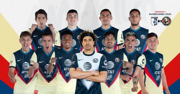 (Imagen: Club América)