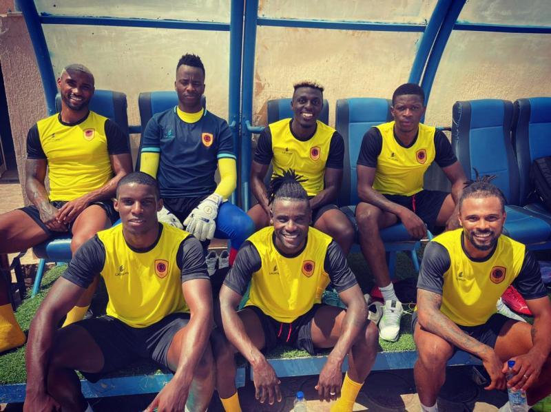 Foto: Divulgação / Federação Angolana de Futebol