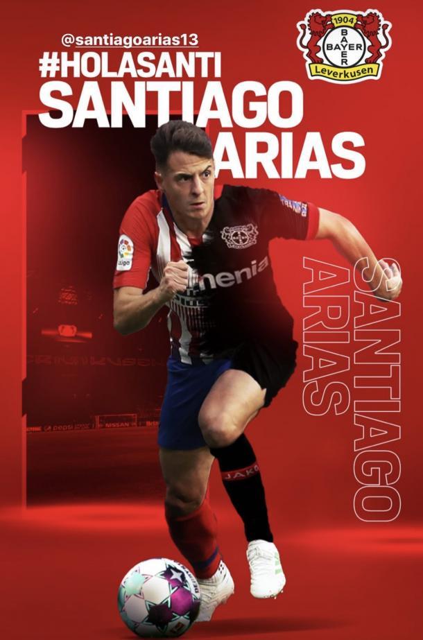 Twitter: Santiago Arias