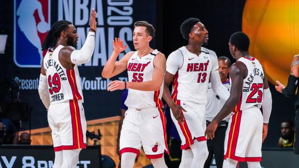 Foto: Divulgação/Miami Heat