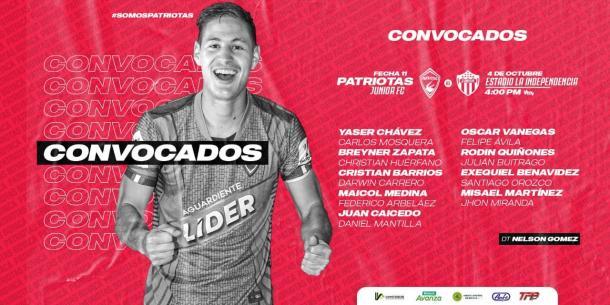 Previa Patriotas Vs Junior Duelo De Dos Equipos Con Realidades Diferentes Vavel Colombia