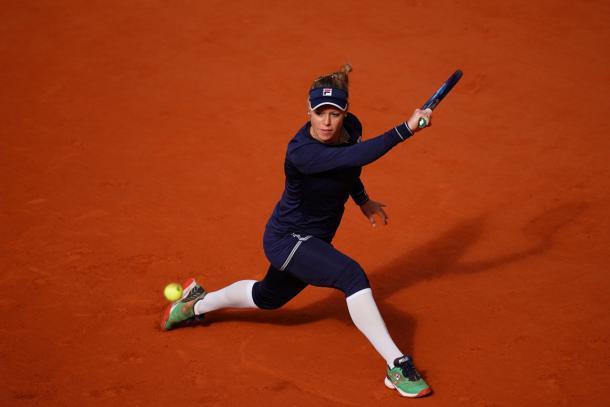 Laura Siegemund | Foto: Roland Garros