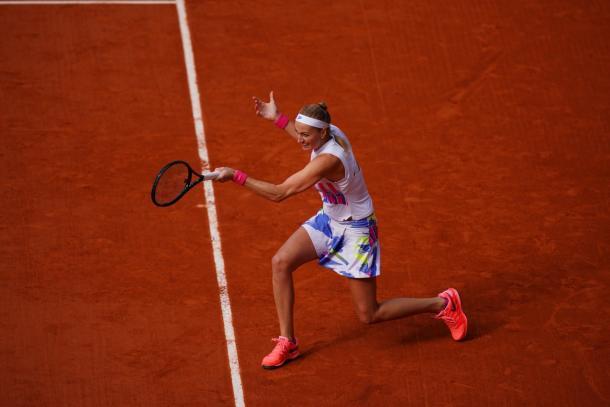 Petra Kvitova | Foto: Roland Garros