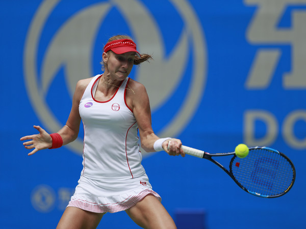 Ekaterina Makarova would look to upset Dominika Cibulkova once again | Photo: Kevin Lee/Getty Images AsiaPac