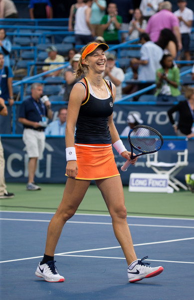 Ekaterina Makarova is currently on a seven-match winning streak | Photo: Tasos Katopodis/Getty Images North America