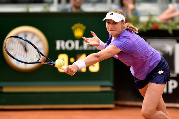 Ekaterina Makarova had some troubles with consistency this year | Photo: Dennis Grombkowski/Getty Images Europe