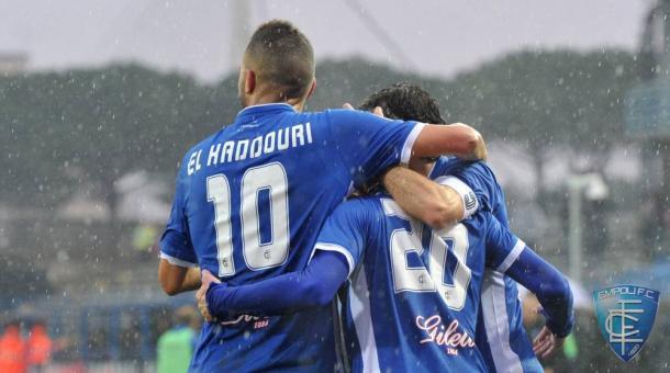 El Kaddouri   Foto: Empoli