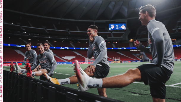 Twitter: Red Bull Salzburgo