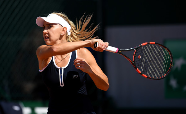 Elena Vesnina looks to regain her form | Photo: Dennis Grombkowski/Getty Images Europe