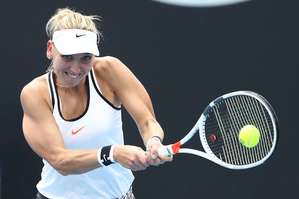 Elena Vesnina recently switched over to Nike as her clothing sponsor | Photo: Scott Barbour/Getty Images AsiaPac