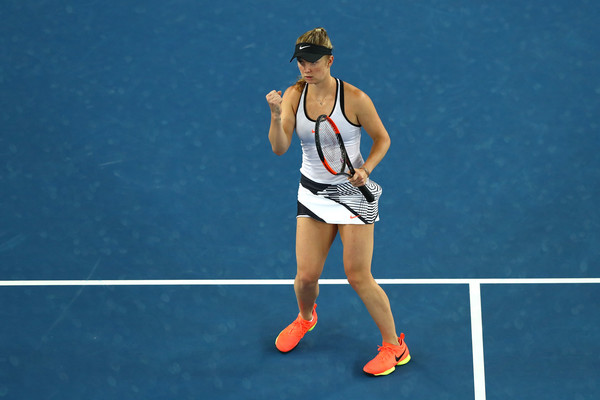 Elina Svitolina in action at the Australian Open   Photo: Cameron Spencer/Getty Images AsiaPac