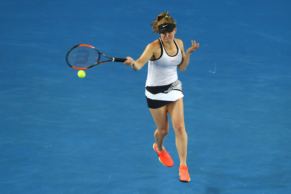 Elina Svitolina came out firing today   Photo: Ryan Pierse/Getty Images AsiaPac